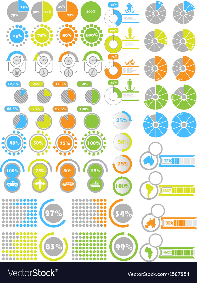Infographics elements 2 toy vector | Price: 1 Credit (USD $1)