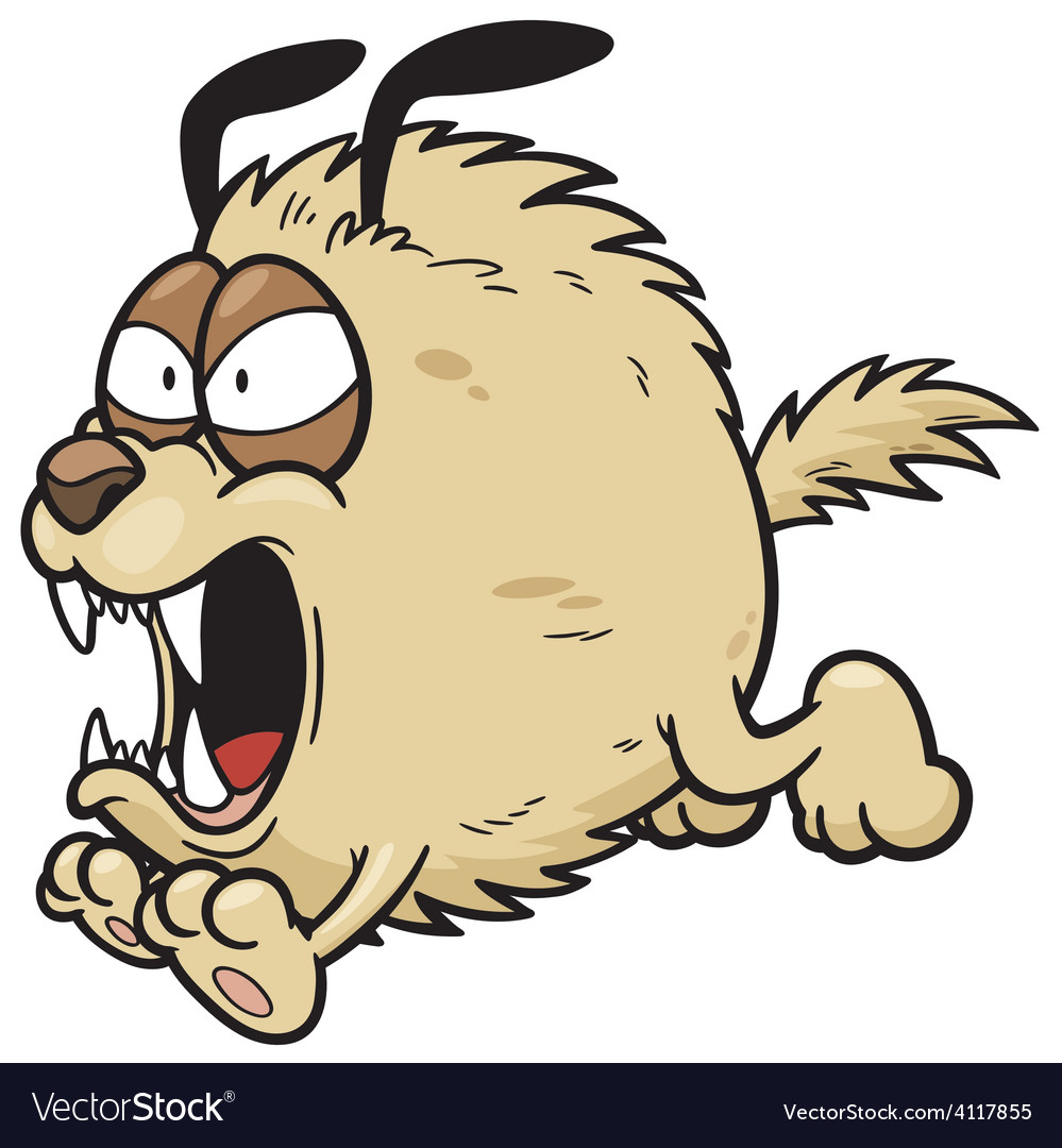 Angry dog vector   Price: 3 Credit (USD $3)