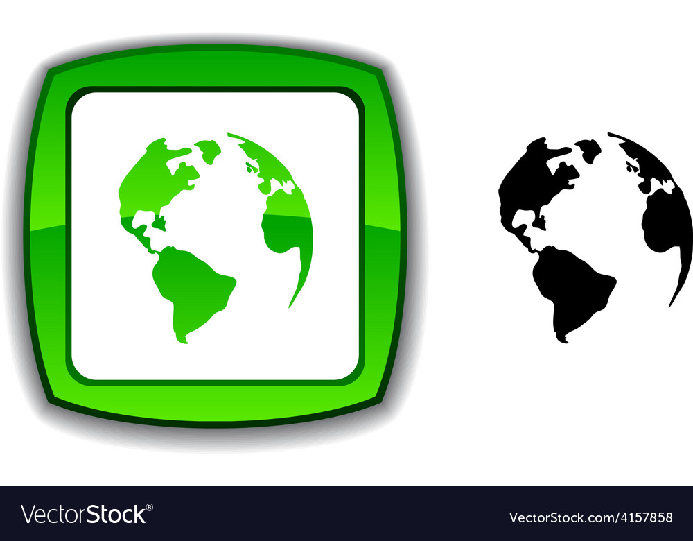 Planet button vector   Price: 1 Credit (USD $1)