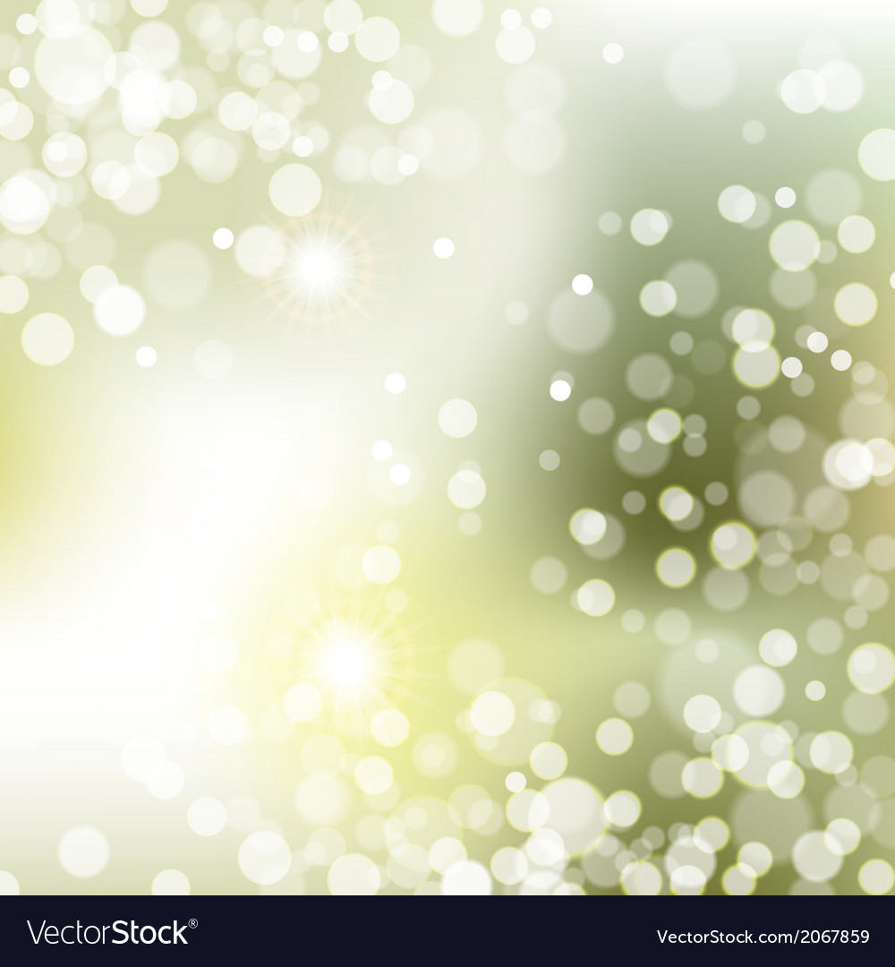 Bokeh lights vector | Price: 1 Credit (USD $1)