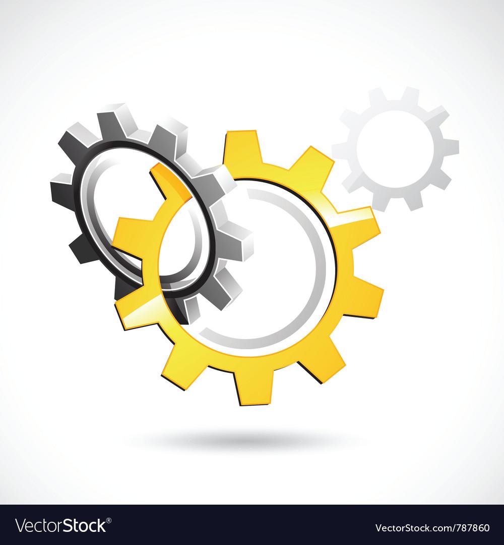 Gears vector   Price: 1 Credit (USD $1)