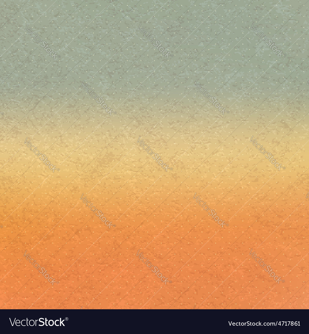 Abstract background with sky and clouds vintage vector | Price: 1 Credit (USD $1)