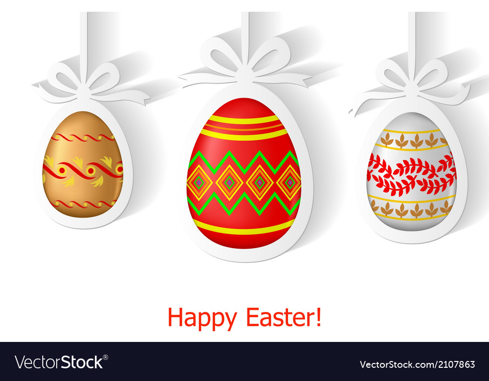 Egg gift2 vector | Price: 1 Credit (USD $1)