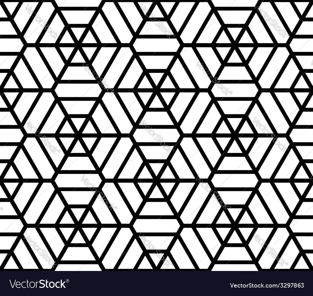 Hexagons latticed texture vector | Price: 1 Credit (USD $1)