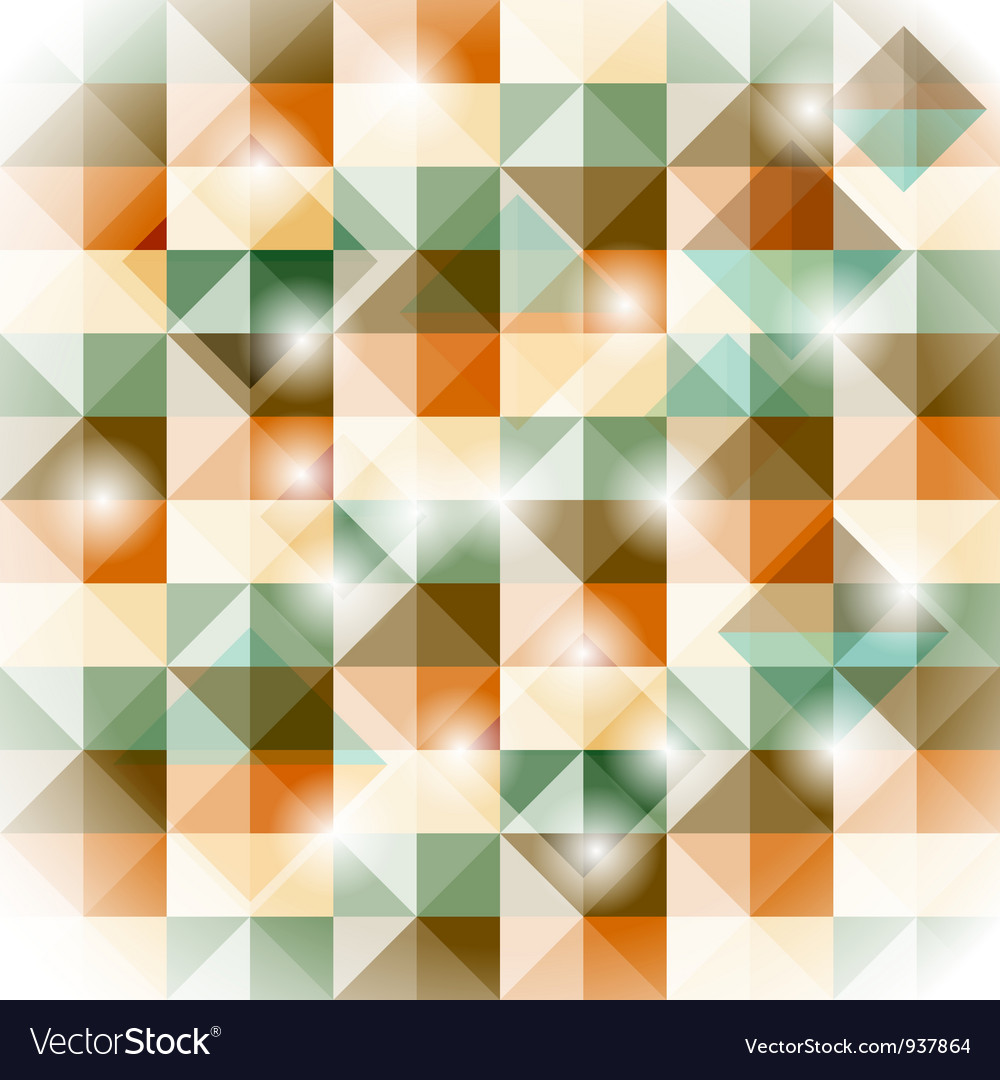 Seamless simple geometric pattern vector | Price: 1 Credit (USD $1)