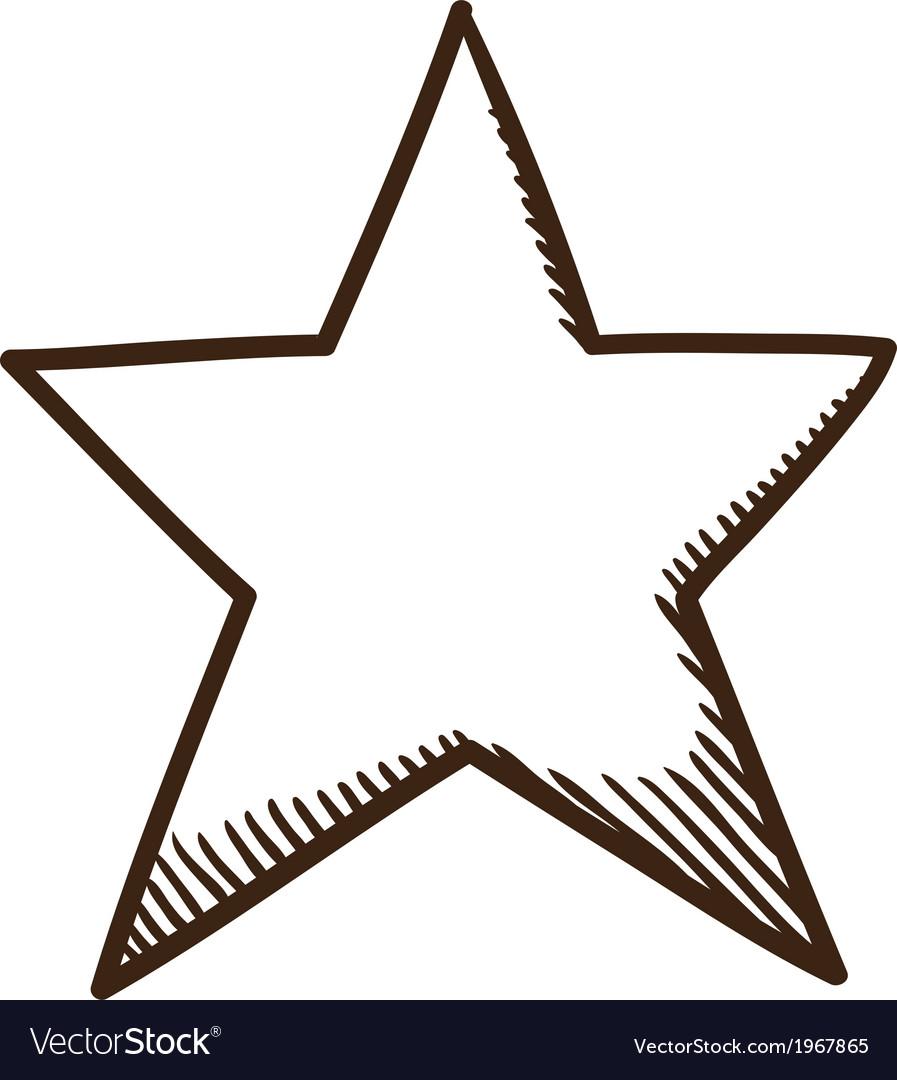 Star symbol vector | Price: 1 Credit (USD $1)