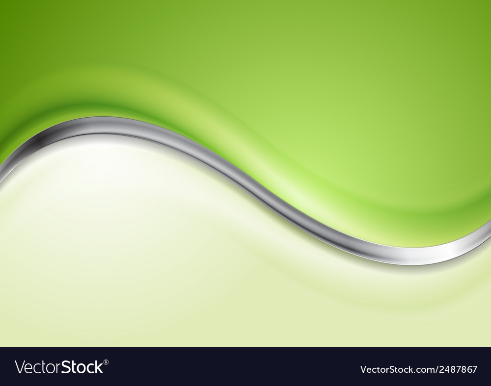 Abstract silver wave background vector   Price: 1 Credit (USD $1)