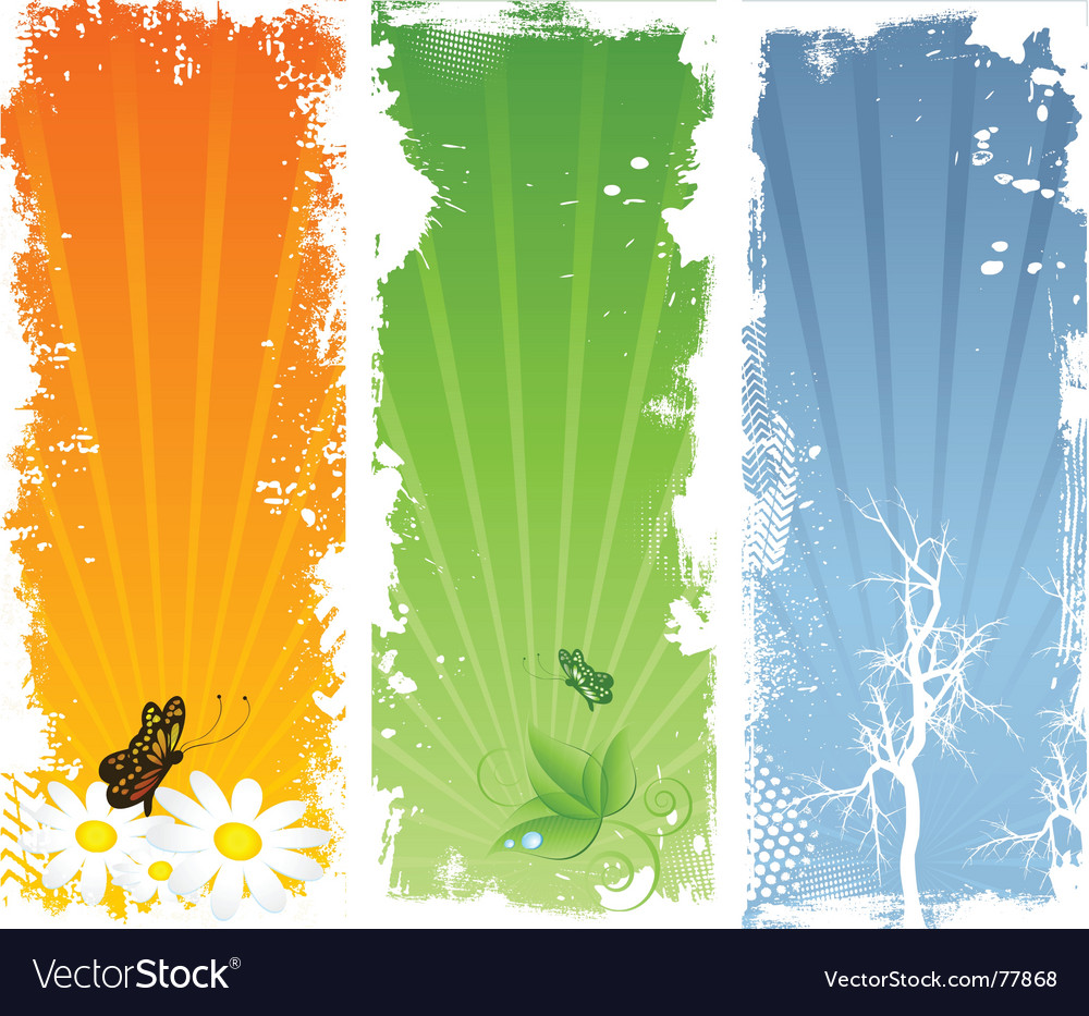 Nature backgrounds vector | Price: 1 Credit (USD $1)