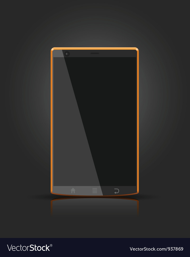 Phone noname vector | Price: 1 Credit (USD $1)