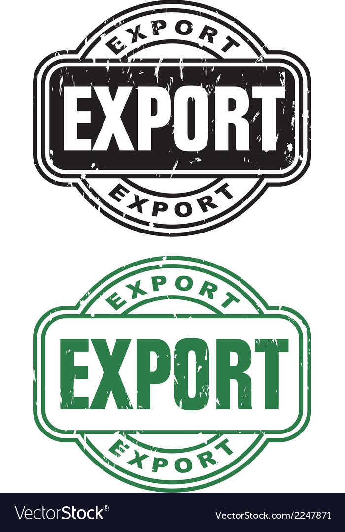 Stamp export vector | Price: 1 Credit (USD $1)