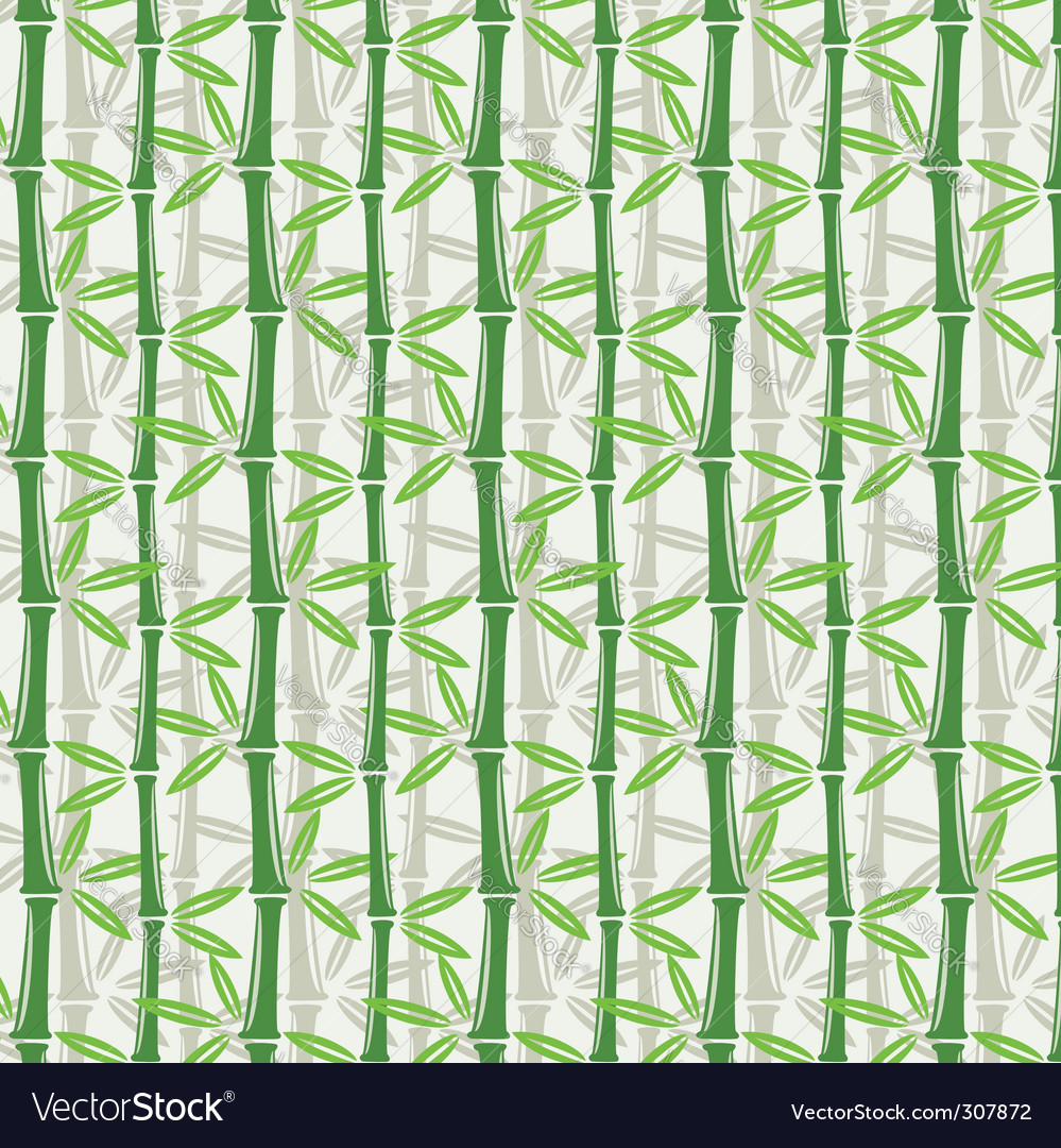 Bamboo wallpaper vector | Price: 1 Credit (USD $1)