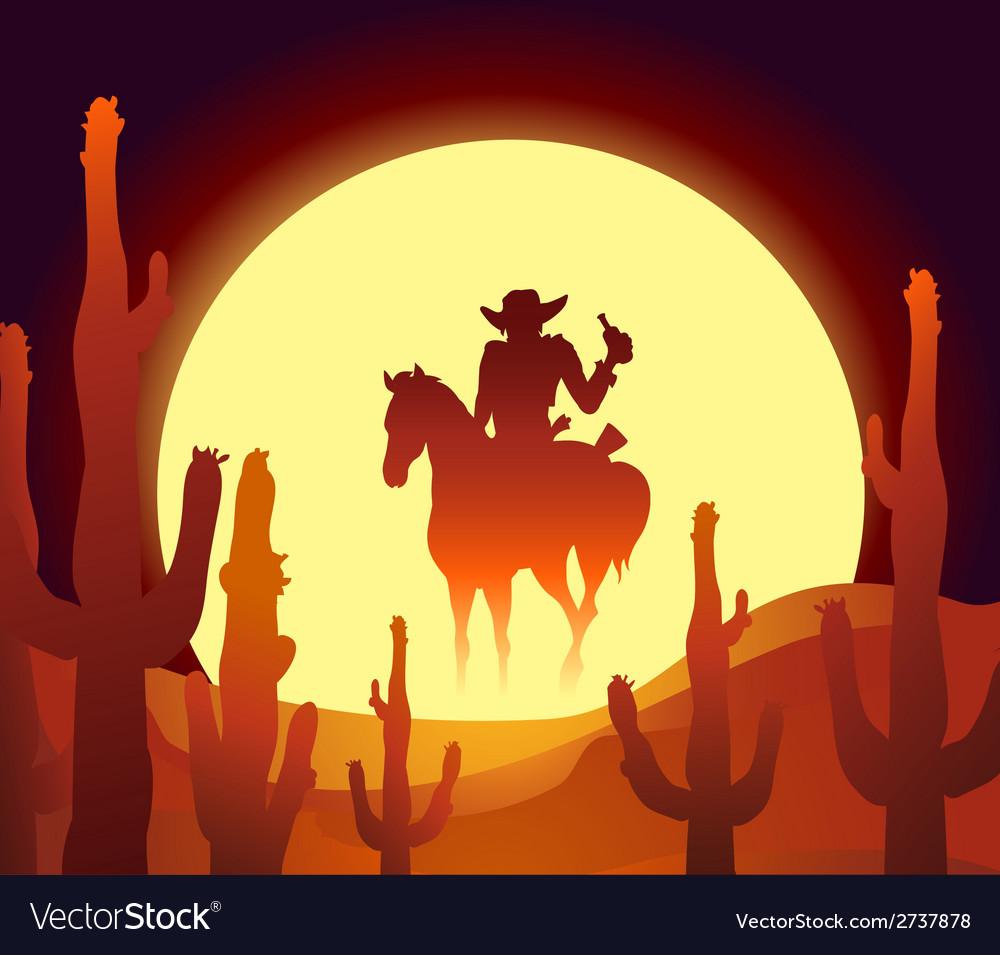 Desert rider vector   Price: 1 Credit (USD $1)