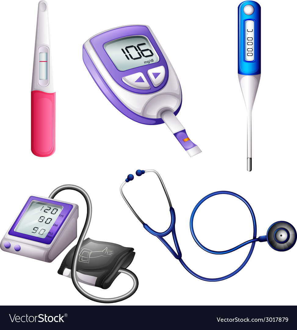 Different medical instruments vector   Price: 1 Credit (USD $1)