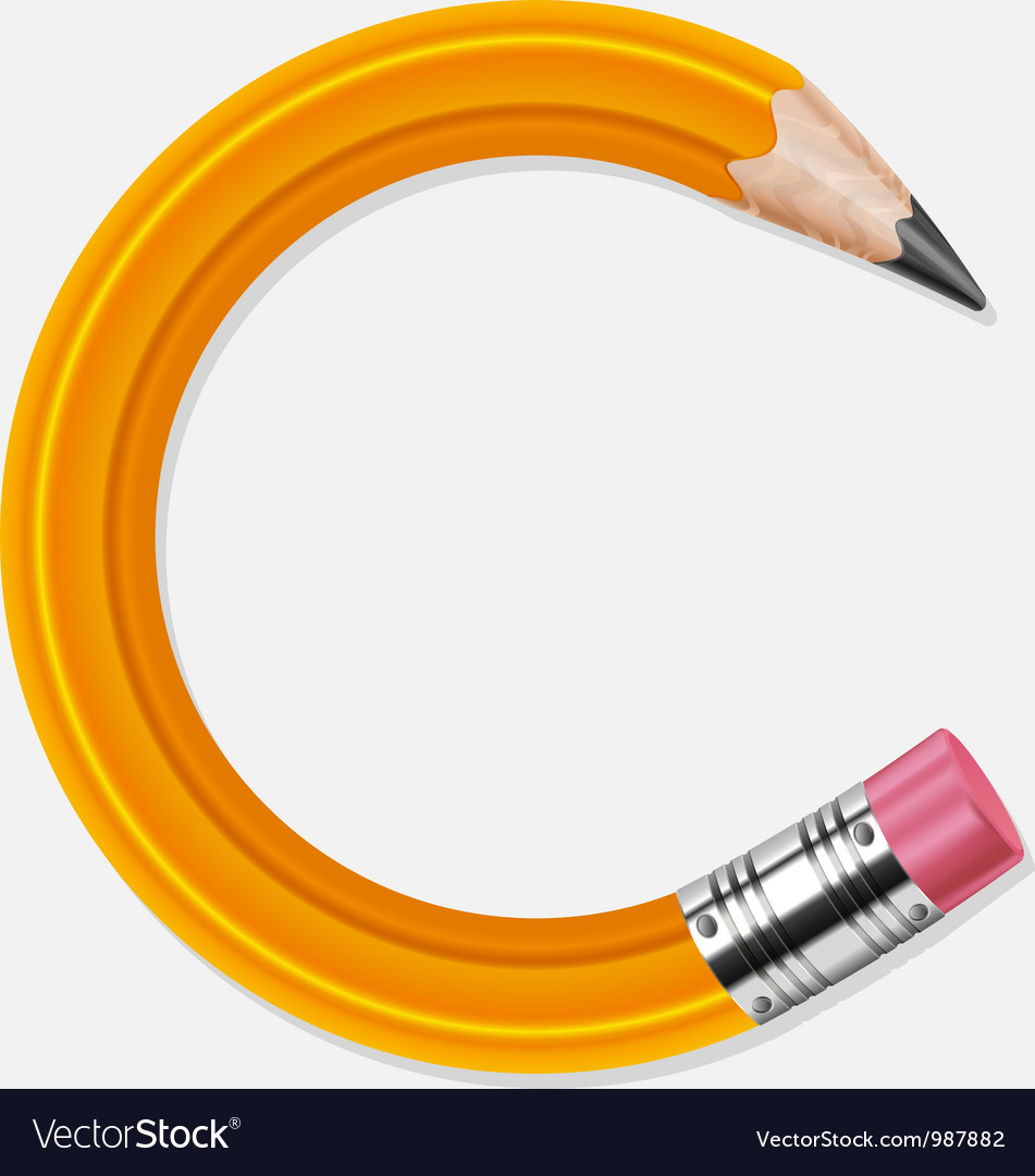 Pencils concept vector | Price: 1 Credit (USD $1)