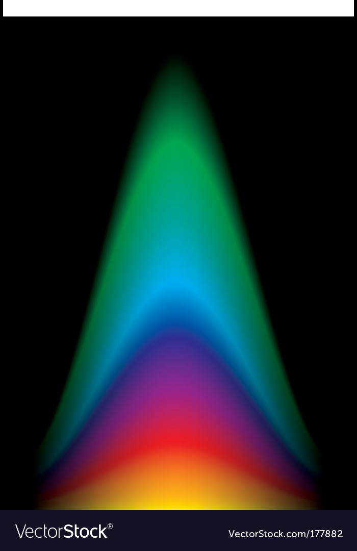 Rainbow abstract background vector   Price: 1 Credit (USD $1)