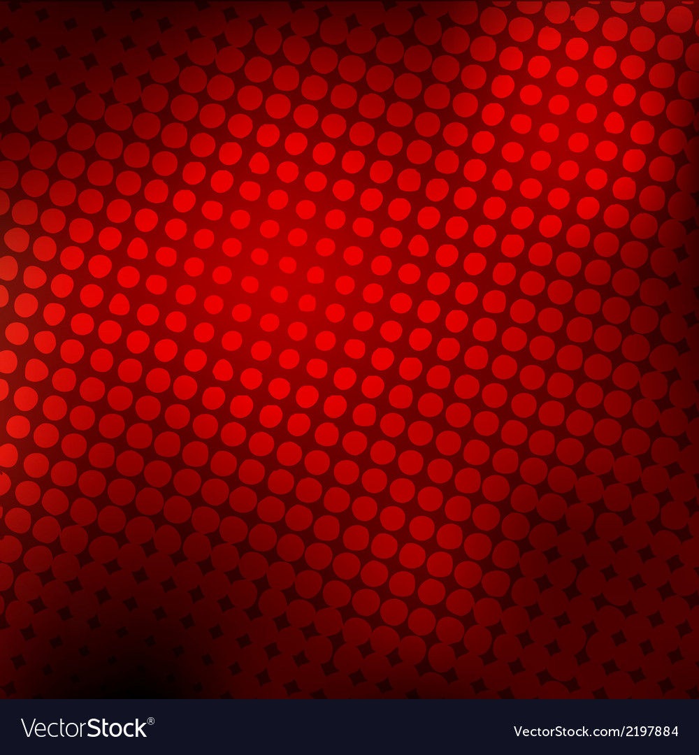 Abstract red halftone background stock vector | Price: 1 Credit (USD $1)