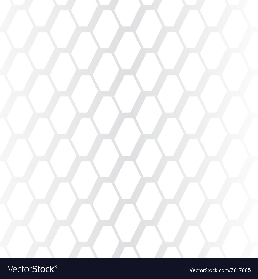 Subtle geometrical white seamless pattern vector | Price: 1 Credit (USD $1)