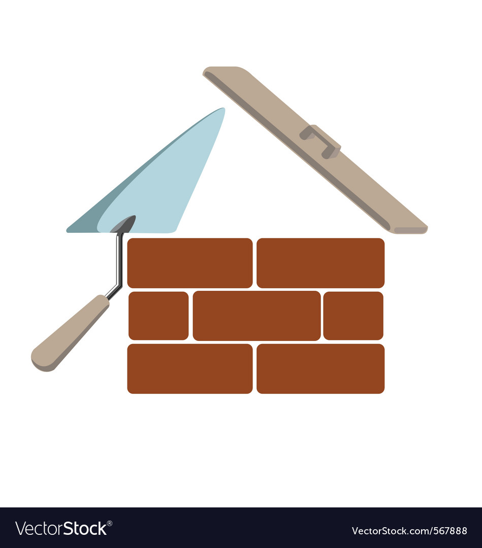 House building vector | Price: 1 Credit (USD $1)