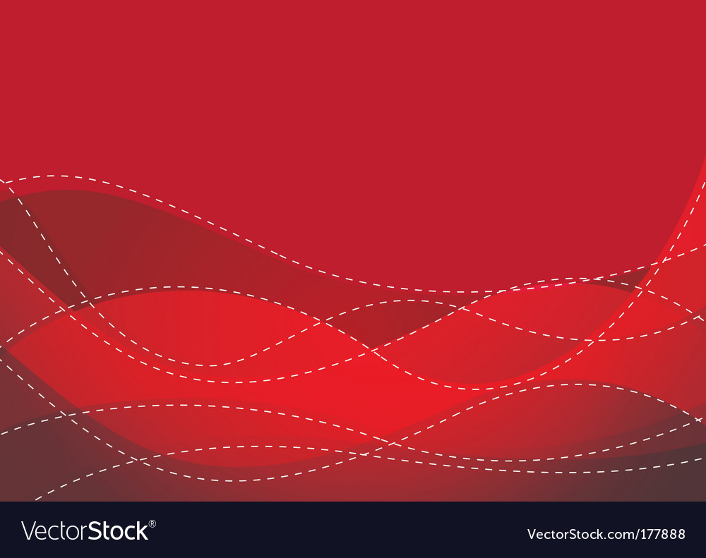 Smooth maroon wave vector | Price: 1 Credit (USD $1)