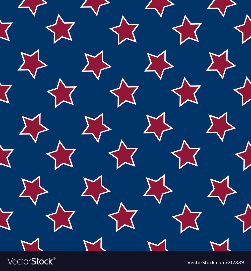 American flag background vector | Price: 1 Credit (USD $1)