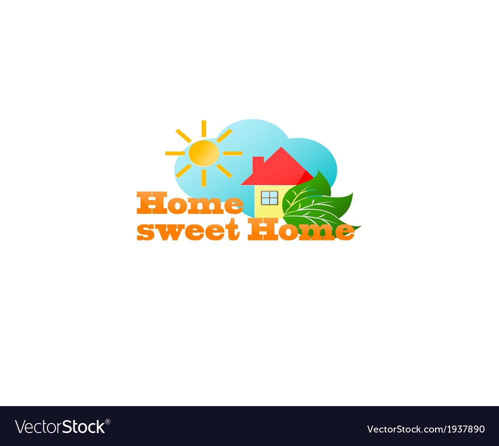 House symbol vector | Price: 1 Credit (USD $1)