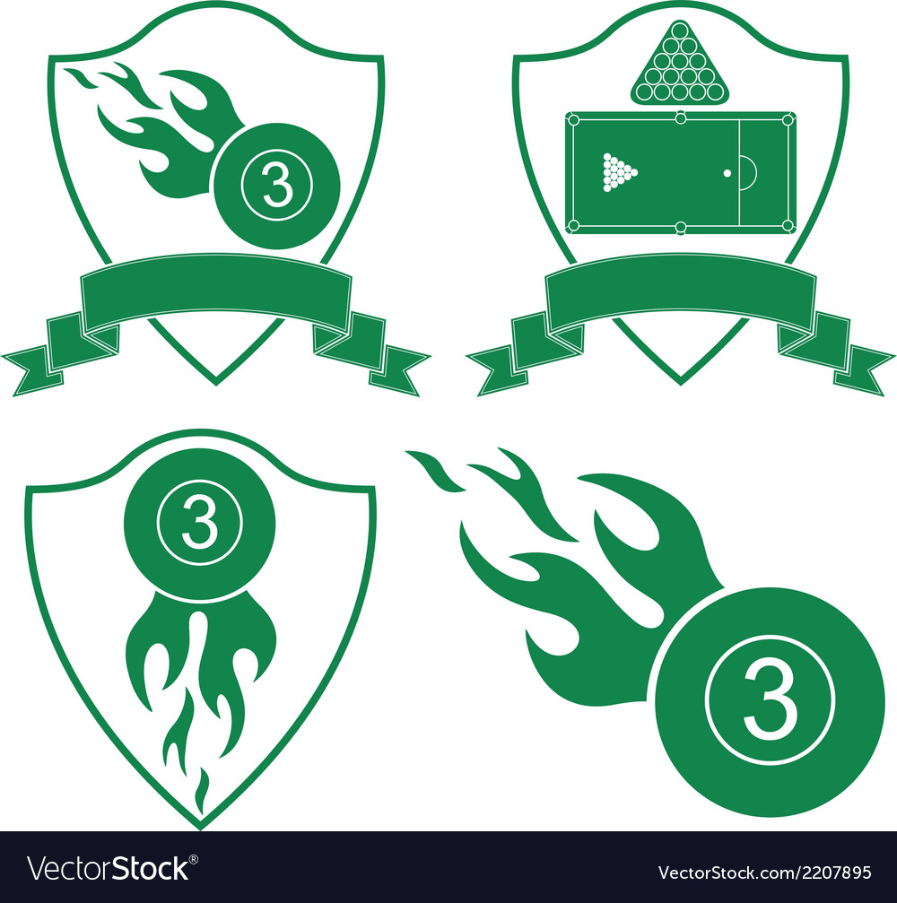 Snooker vector | Price: 1 Credit (USD $1)