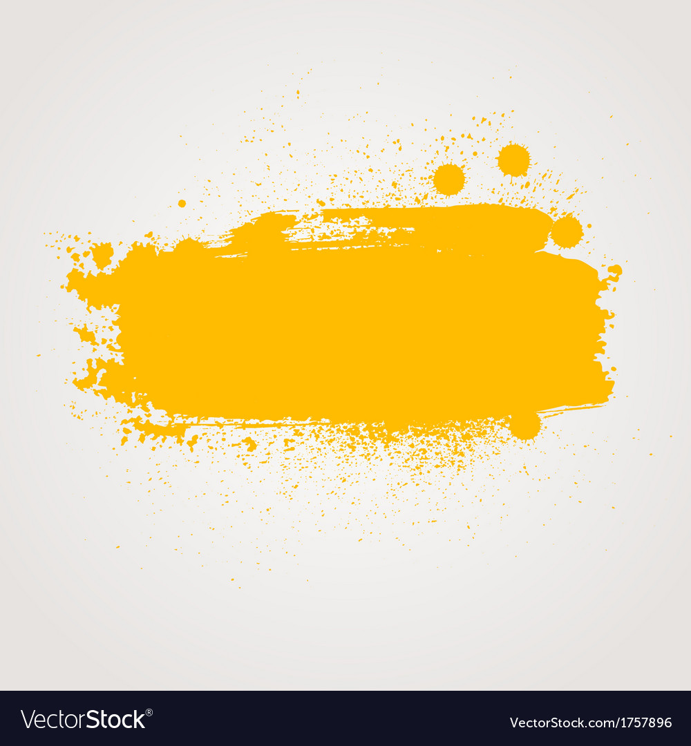 Abstract background colorful paint banner vector | Price: 1 Credit (USD $1)