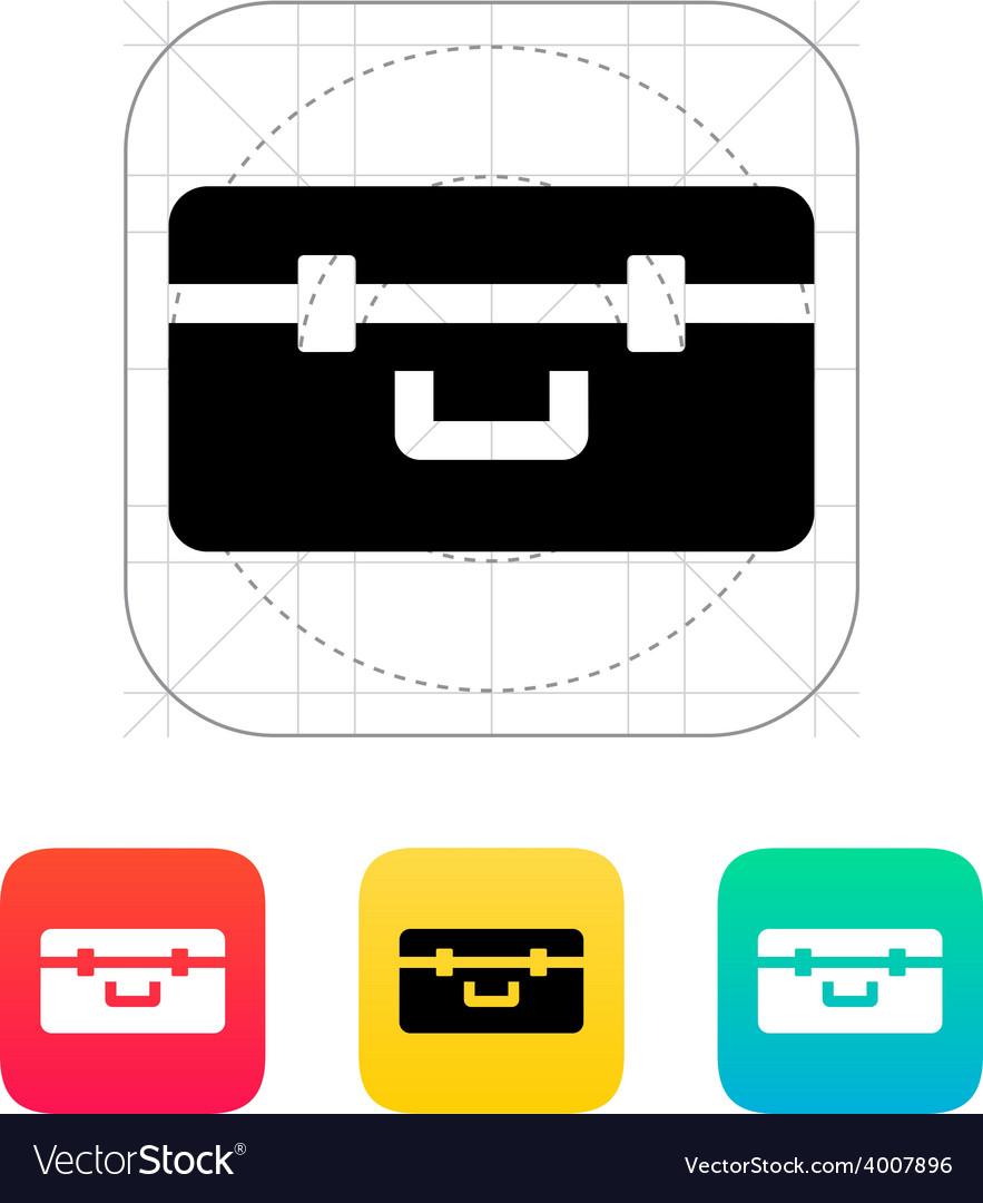 Box for quadcopter icon vector   Price: 1 Credit (USD $1)