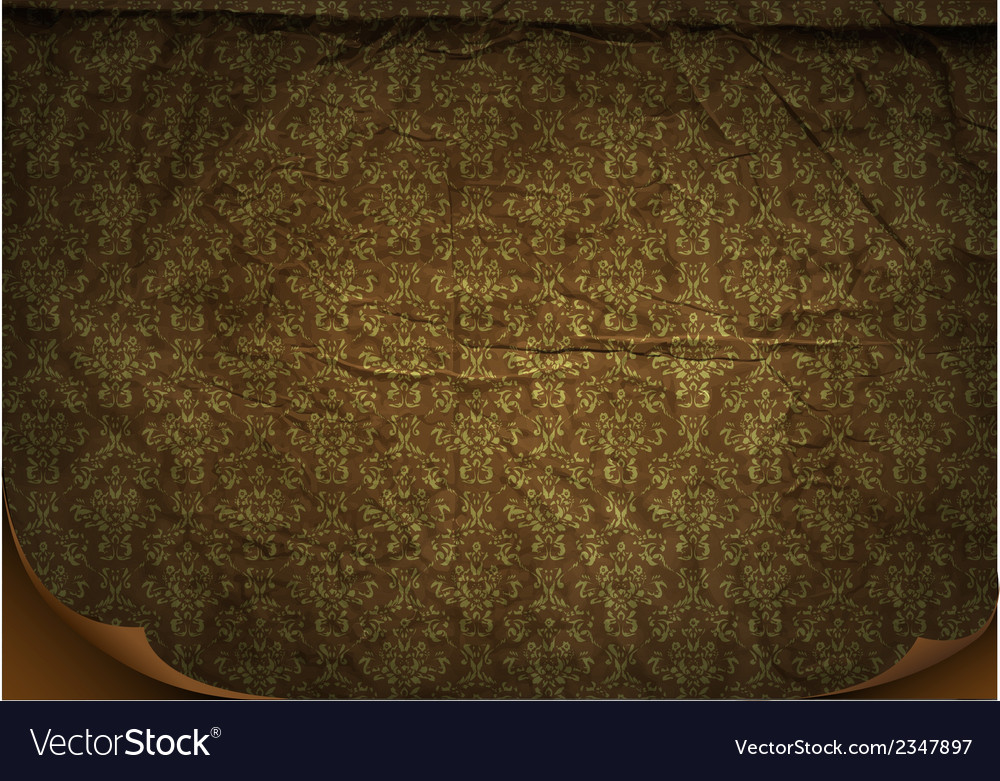 Empty old grungy room vector | Price: 1 Credit (USD $1)