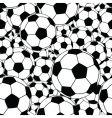 Soccer ball tile vector