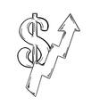 Currency - dollar vector