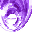 Abstract technology circle vector