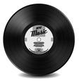 Music vinyl vector