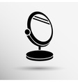 Mirror icon isolated view sign symbol vector