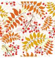 Autumn seamless vector