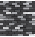 Brick wall seamless patterns vector