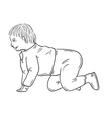 Toddler vector