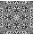 Design seamless monochrome checkered background vector
