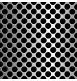 Metallic circles vector