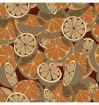 Citrus seamless tile vector