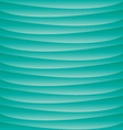 Blue turqoise background sea ocean waves vector