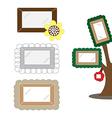 Cute cartoon frames1 01 vector
