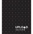 Black upload background vector