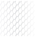 Subtle geometrical white seamless pattern vector
