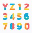 Alphabet jigsaw concept concept banner vector