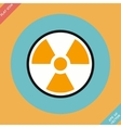 Radiation sign - vector