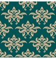 Tulips abstract seamless square pattern vector
