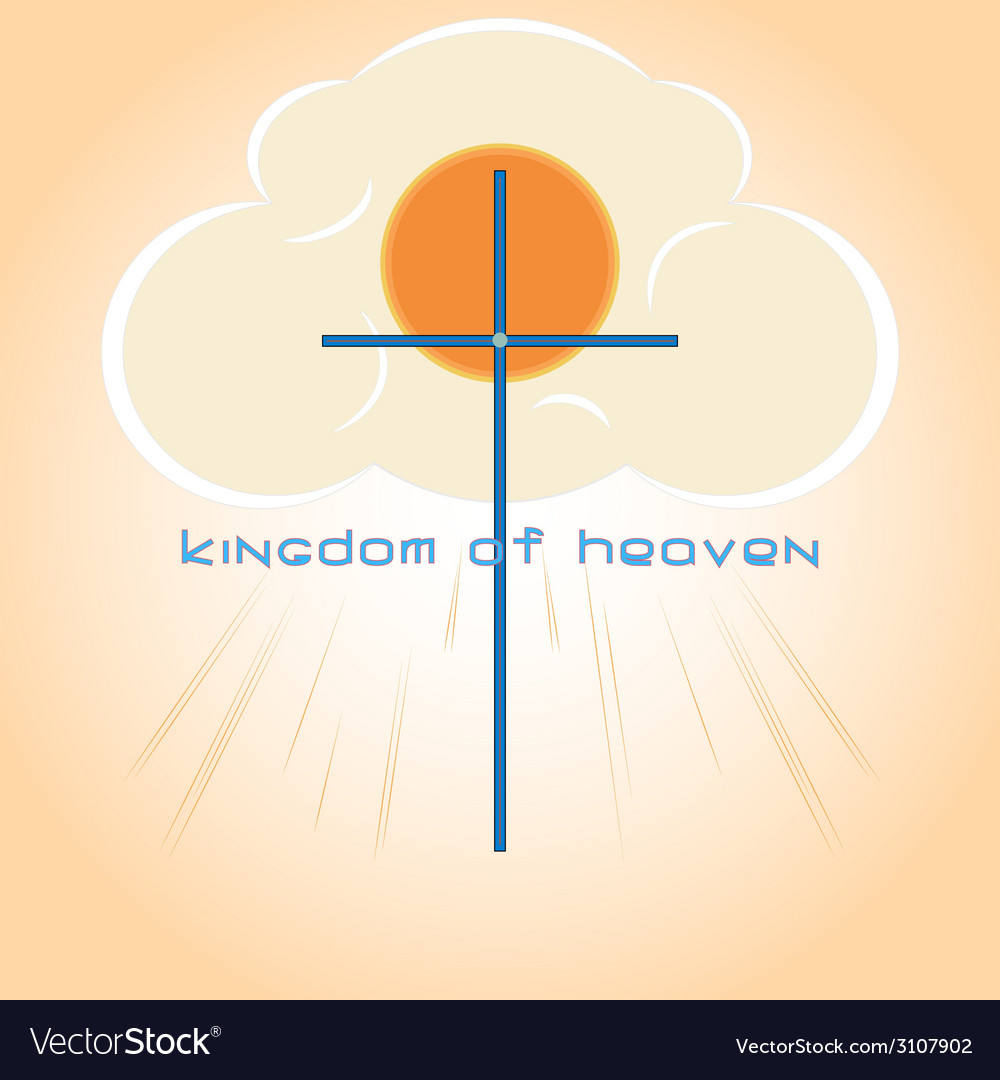 Kingdom of heaven vector | Price: 1 Credit (USD $1)