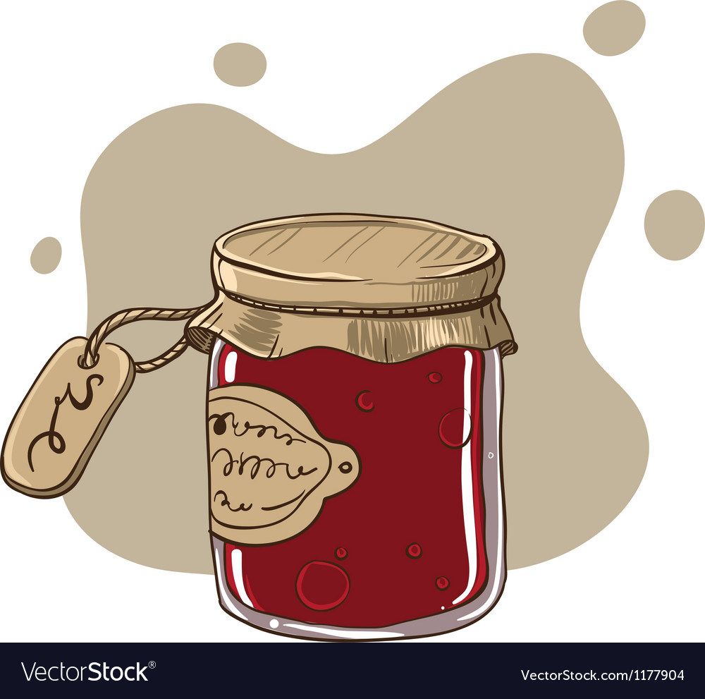 Jam vector | Price: 3 Credit (USD $3)