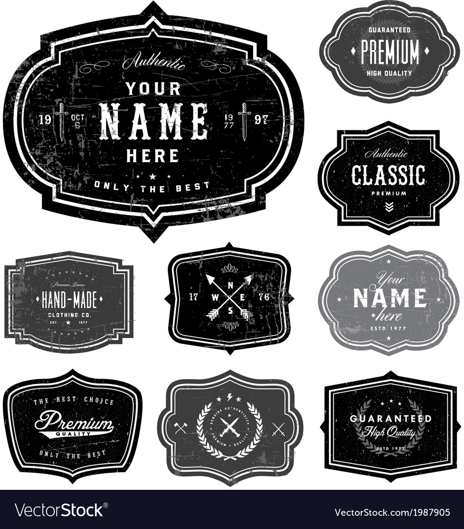 Fancy design elements vector | Price: 1 Credit (USD $1)